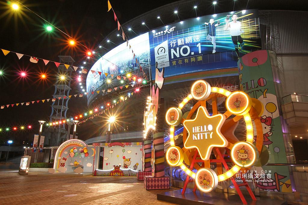 20181017033743_39 高雄|爆萌Hello Kitty樂園,漢神巨蛋週年慶巨大凱蒂貓幸福在一起