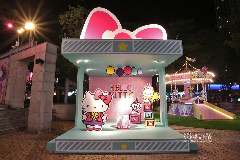 20181017033746_42 高雄|爆萌Hello Kitty樂園,漢神巨蛋週年慶巨大凱蒂貓幸福在一起