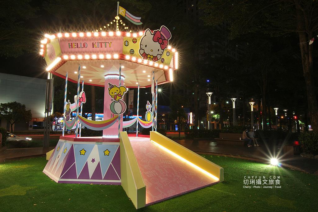 20181017033749_35 高雄|爆萌Hello Kitty樂園,漢神巨蛋週年慶巨大凱蒂貓幸福在一起