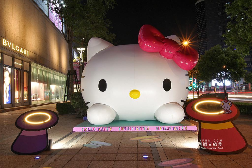20181017033758_26 高雄|爆萌Hello Kitty樂園,漢神巨蛋週年慶巨大凱蒂貓幸福在一起