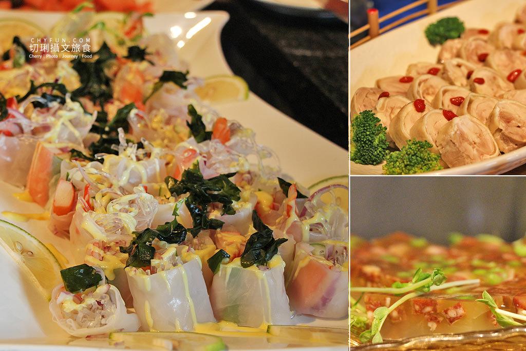 20181027034329_68 台中|天地一家中餐廳吃到飽,多款中式料理、港點就在清新溫泉飯店