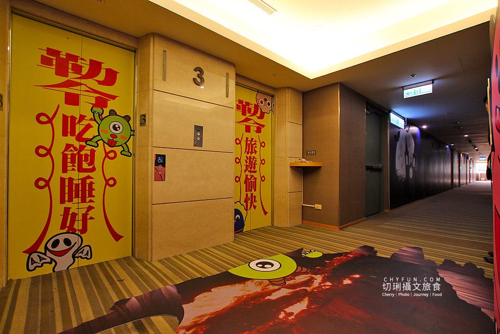 20181027035936_23 台中|清新溫泉飯店一泊二食,泡湯佐景觀享受美食好悠閒
