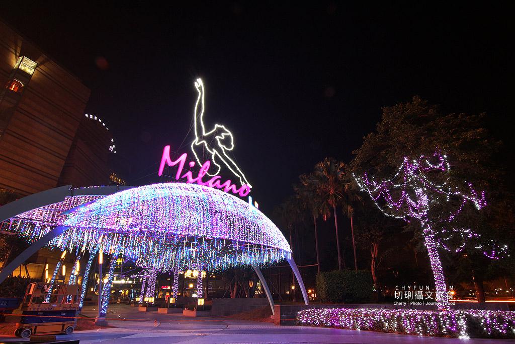 20181110041123_25 高雄 夢時代愛Sharing 2018 Xmas,義式浪漫米蘭聖誕燈光秀
