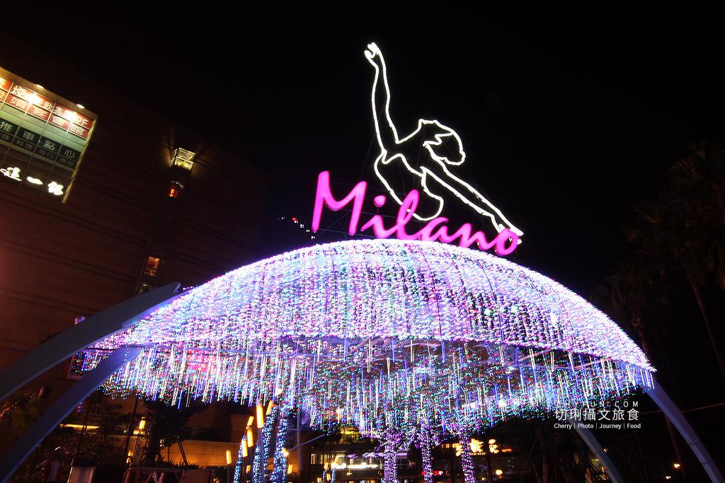 20181110041153_82 高雄 夢時代愛Sharing 2018 Xmas,義式浪漫米蘭聖誕燈光秀