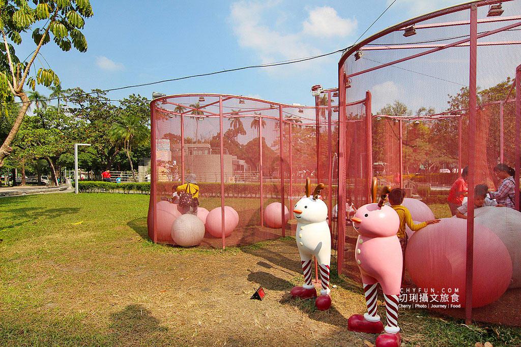 屏東聖誕節日景、屏東公園