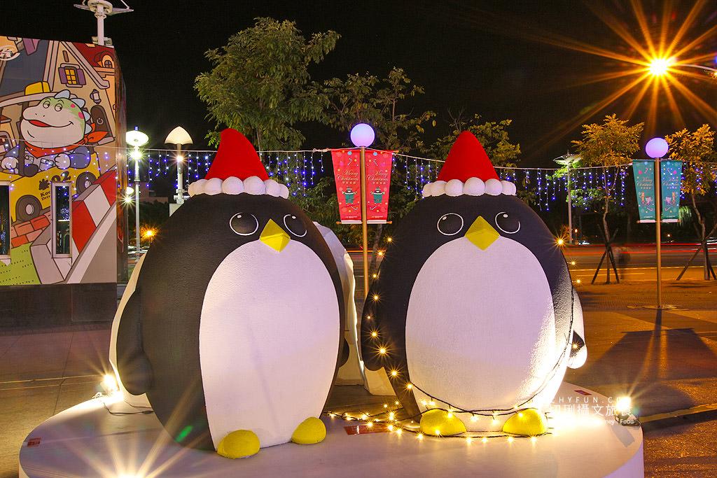 20181205014957_69 高雄 草衙道聖誕歡樂,整點飄雪與超萌裝置超浪漫