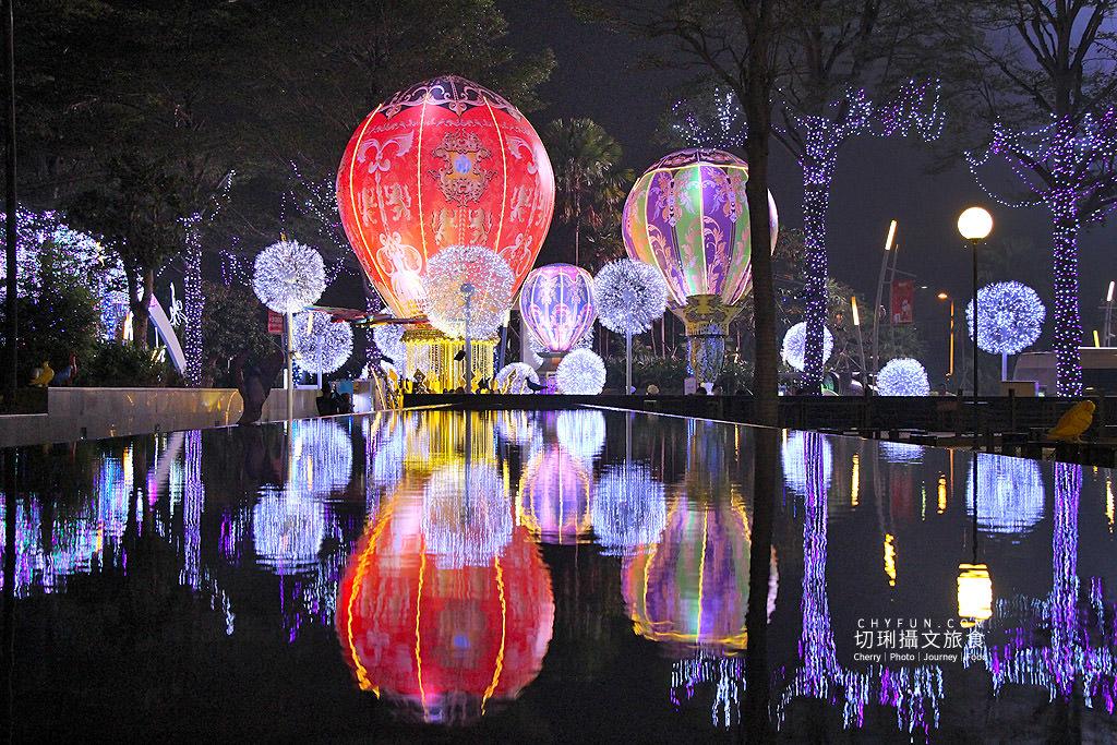 20181222111512_61 高雄|夢時代愛Sharing 2018 Xmas,義式浪漫米蘭聖誕燈光秀