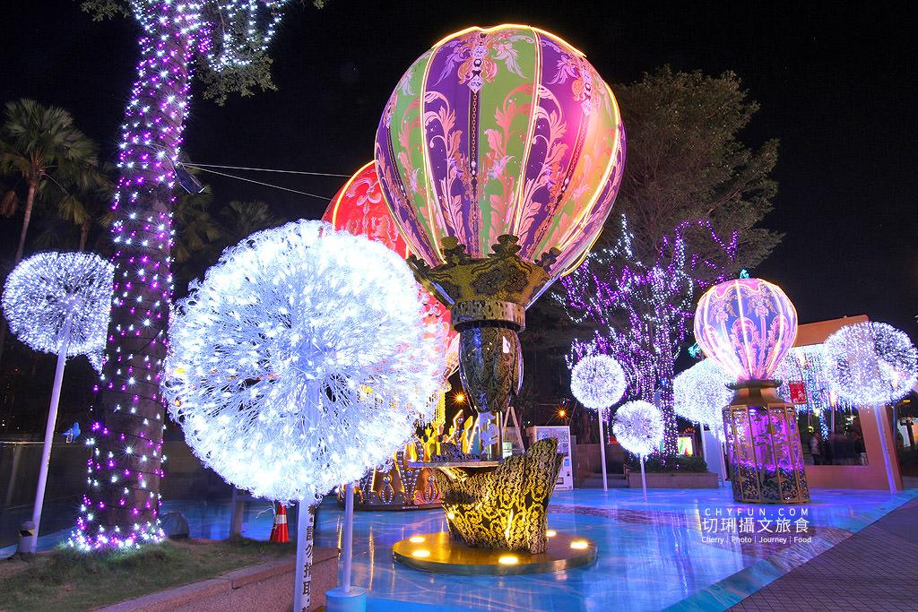20181222111516_41 高雄|夢時代愛Sharing 2018 Xmas,義式浪漫米蘭聖誕燈光秀