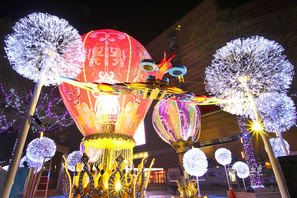 20181222111519_38 高雄|夢時代愛Sharing 2018 Xmas,義式浪漫米蘭聖誕燈光秀