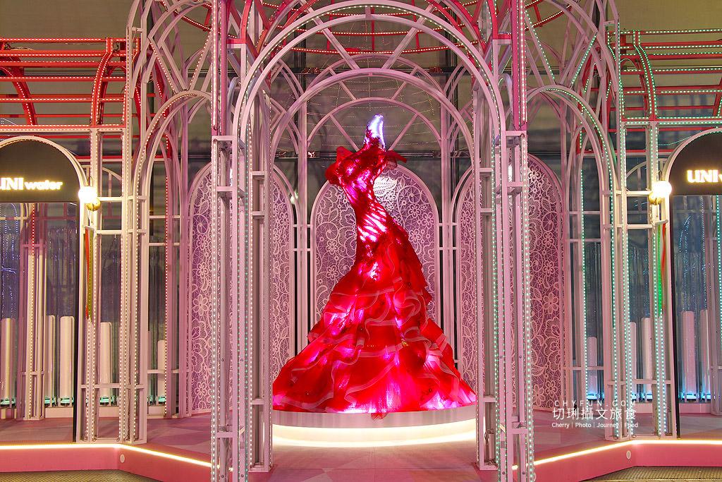 20181222111545_79 高雄|夢時代愛Sharing 2018 Xmas,義式浪漫米蘭聖誕燈光秀