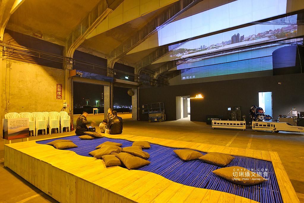 20181230090657_55 高雄 棧庫群港濱碼頭倉庫造景,多功能空間夜晚漫步好悠遊
