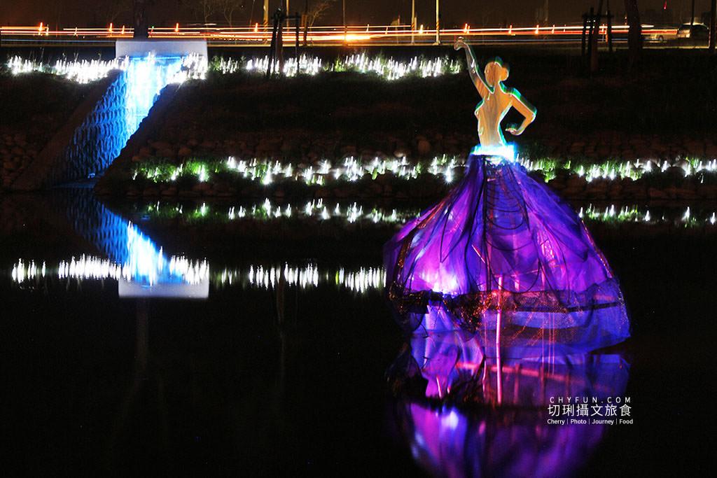 20190204041100_10 台南 月津港燈節光之盛宴,鹽水小鎮藝術燈會春節風華