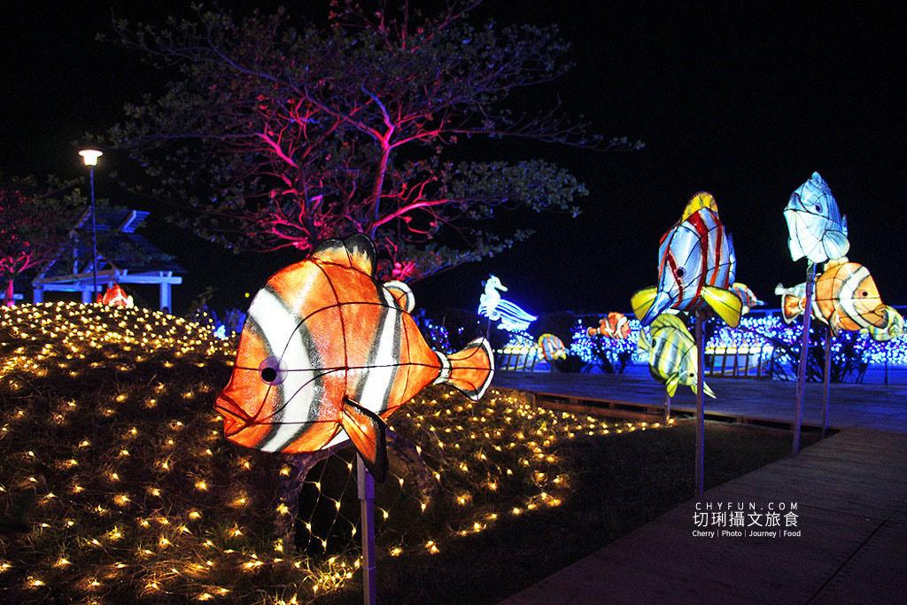 20190223231650_41 屏東|海底世界特色亮點,2019屏東燈會夢幻璀璨不可錯過的燈區