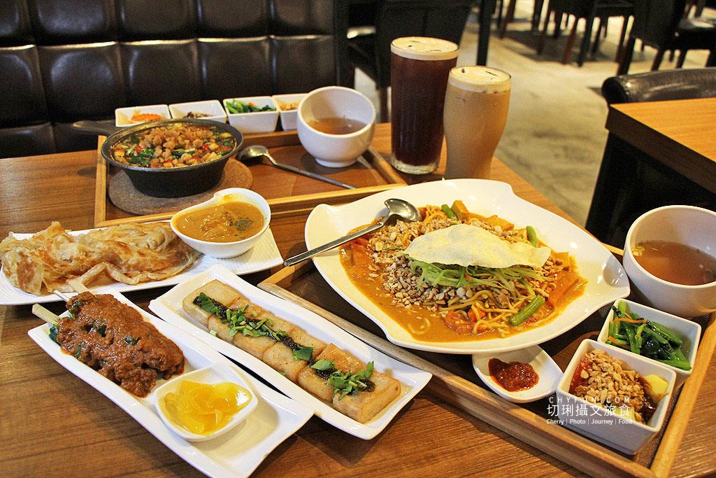 20190225093155_34 高雄|素食餐廳帶南洋風味,熱浪島蔬食茶堂份量實在又美味