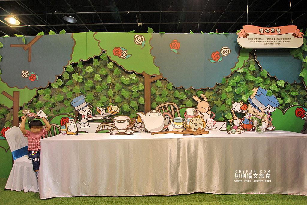 20190228040821_100 高雄|夢時代免費展覽夢幻登場,來偶的童話樂園玩耍
