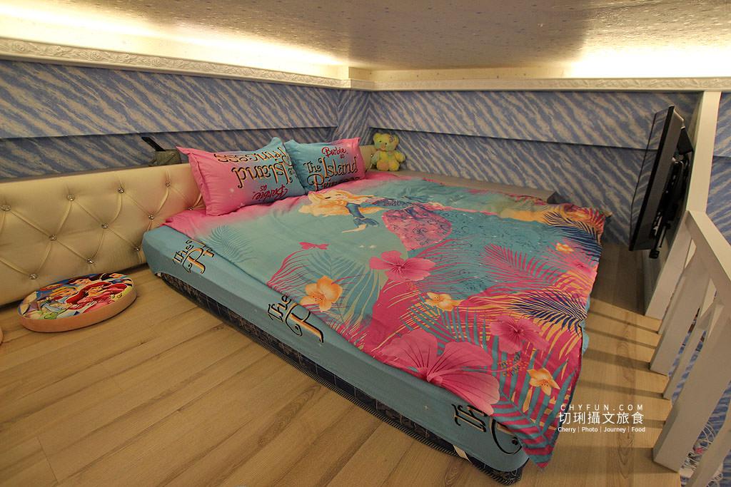 20190304035851_15 屏東|東港特色平價住宿,幸福浪漫旅房大舒適間間玩主題