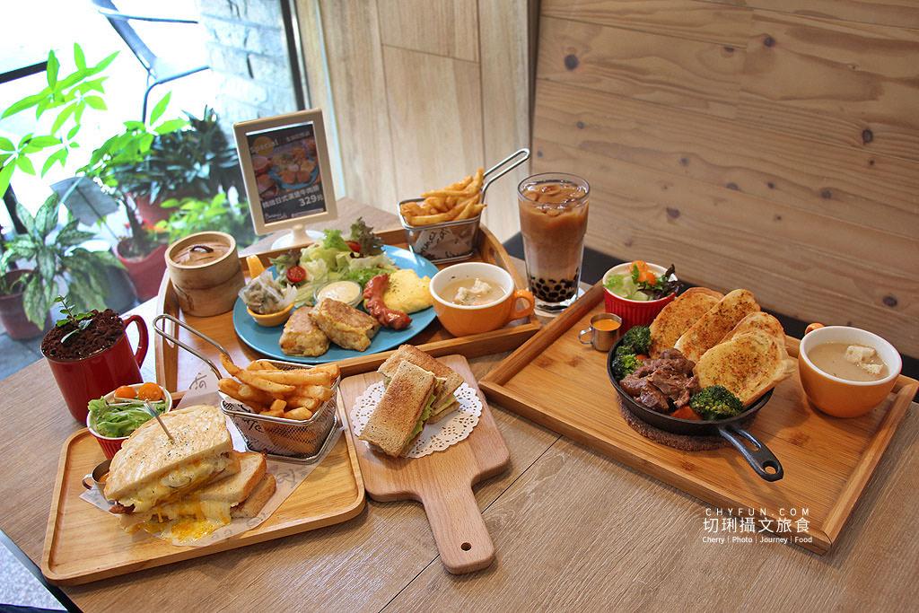 高雄早午餐、高雄美術館早午餐、博朗西咖啡