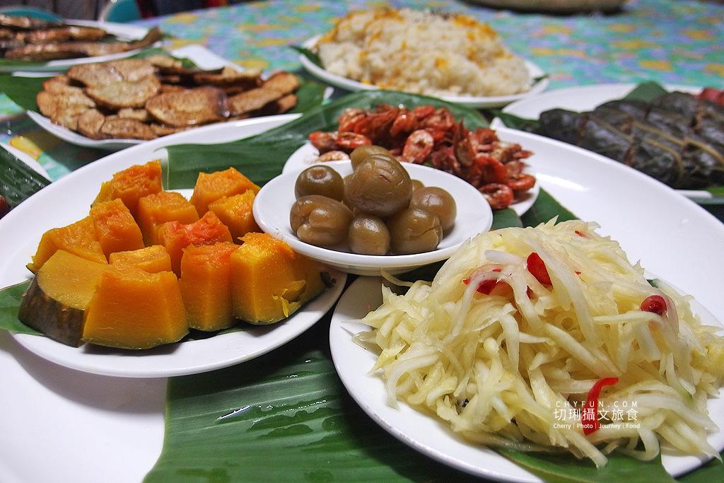 那瑪夏芒果樹部落市集餐點