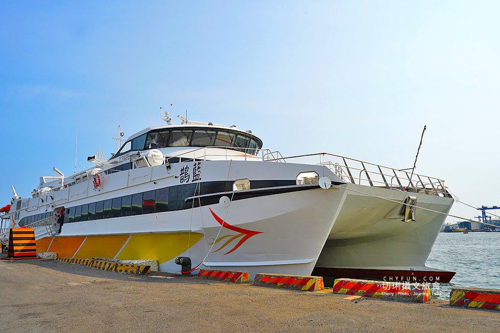 澎湖交通、百麗航運、藍鵲輪