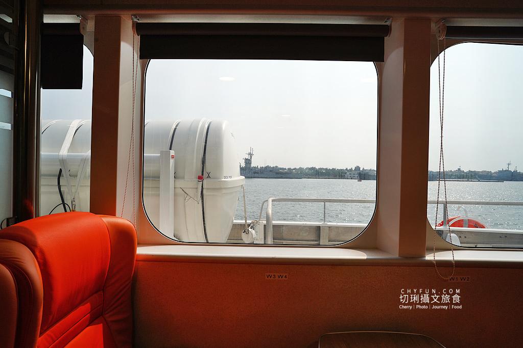 20190510000602_45 澎湖 百麗藍鵲輪登場,首航後將航駛台中澎湖航線