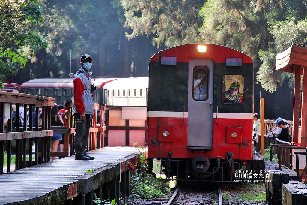 嘉義旅遊、阿里山小火車-神木車站
