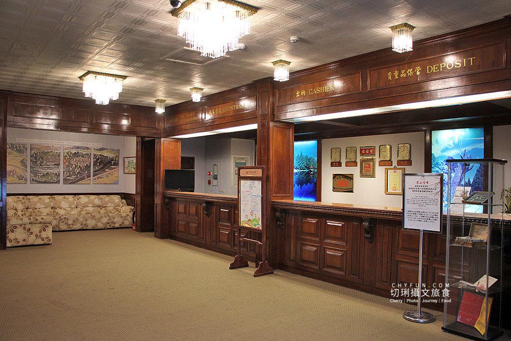 20190526185828_95 嘉義|百年1913阿里山舊事所,欣賞瑰寶入內50年代咖啡廳坐坐