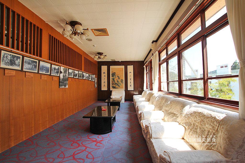 20190526185847_92 嘉義|百年1913阿里山舊事所,欣賞瑰寶入內50年代咖啡廳坐坐