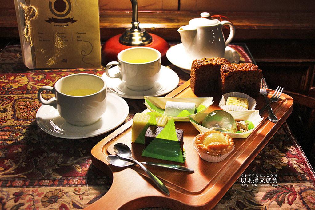 20190526185901_96 嘉義|百年1913阿里山舊事所,欣賞瑰寶入內50年代咖啡廳坐坐