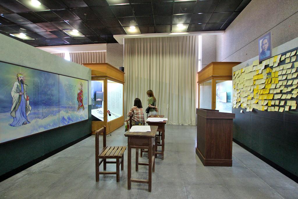 20190611235916_61 澎湖 鳥語之鳥嶼故事展,一島一故事未到鳥嶼就知人事地物