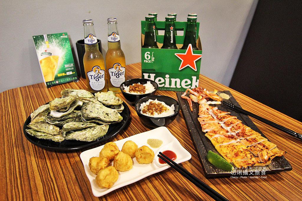 澎湖美食、澎湖燒烤、呷飽飽燒烤屋