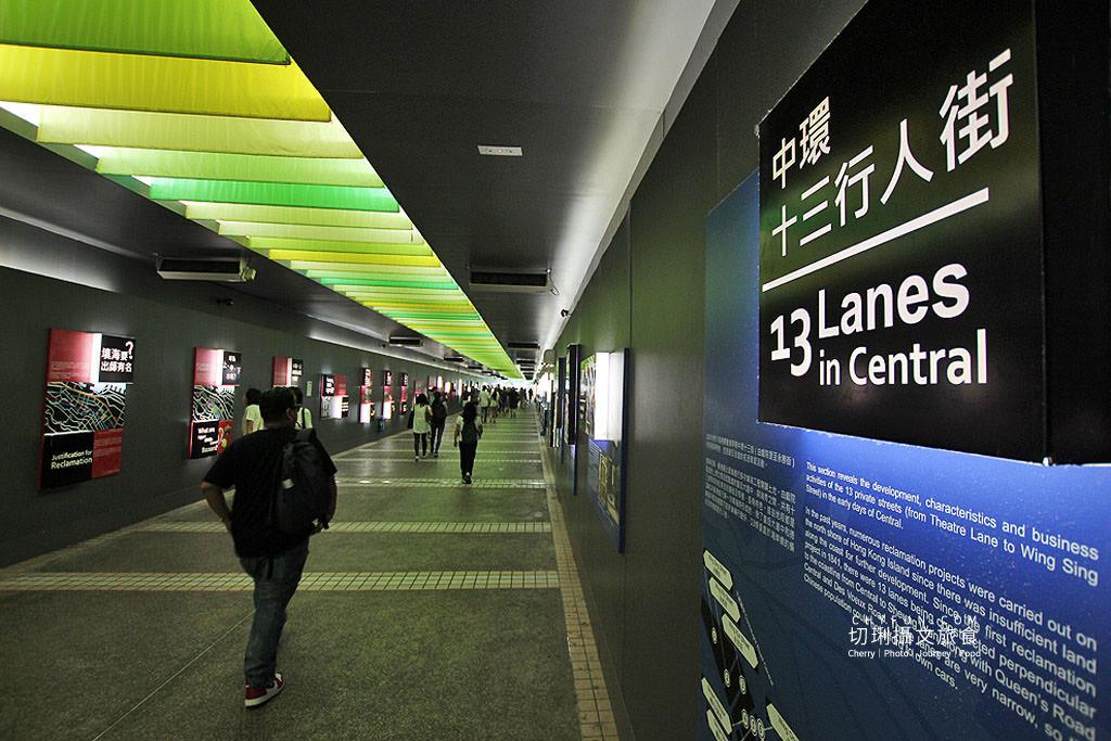20190712124444_55 香港|中環拾趣看中環街市故事,連接中環半山扶手電梯的拾趣廊