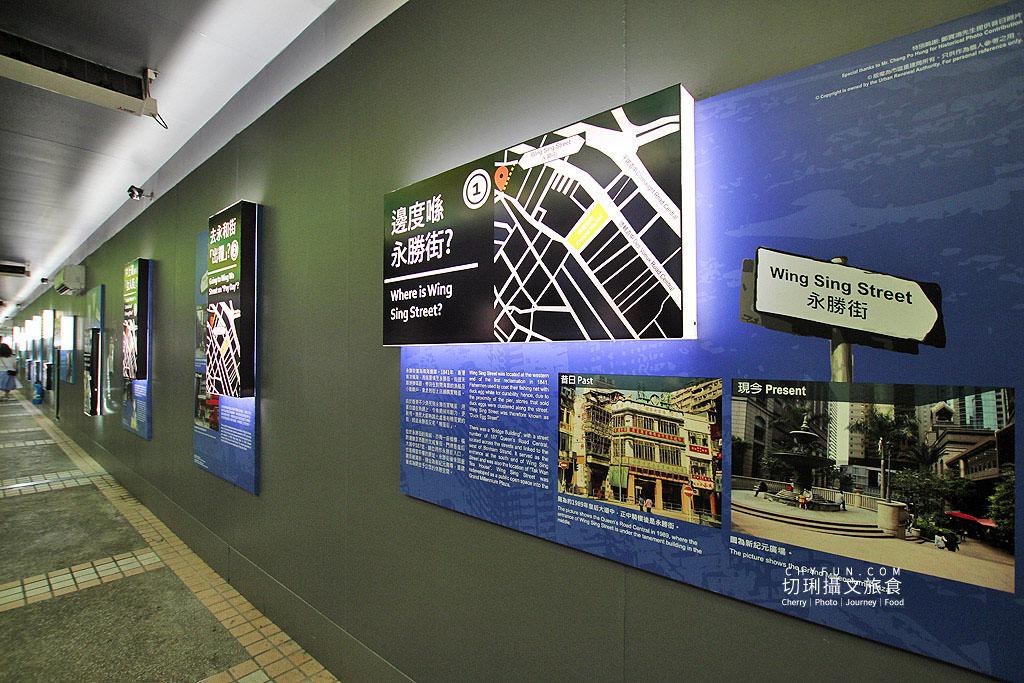 20190712124500_67 香港|中環拾趣看中環街市故事,連接中環半山扶手電梯的拾趣廊