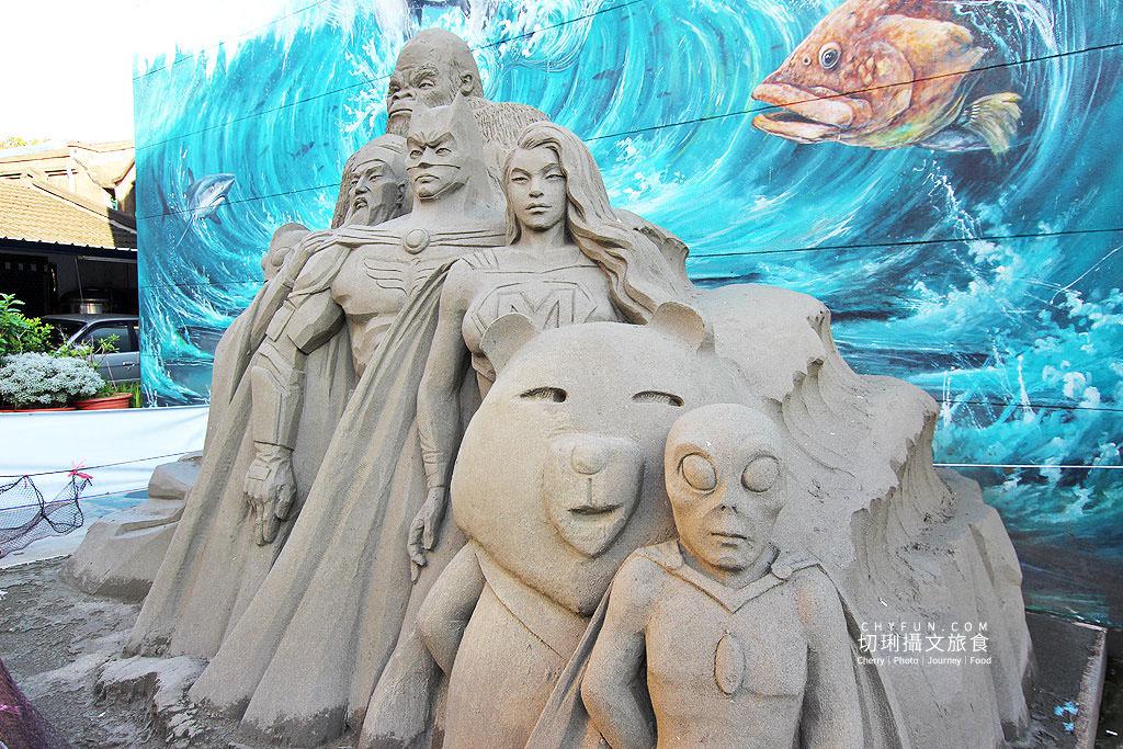 20190718025214_53 台南|將軍半日遊馬沙溝彩繪村找3D樂趣,沙雕藝術展立體好呈現