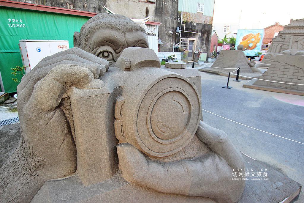 20190718025217_90 台南|將軍半日遊馬沙溝彩繪村找3D樂趣,沙雕藝術展立體好呈現