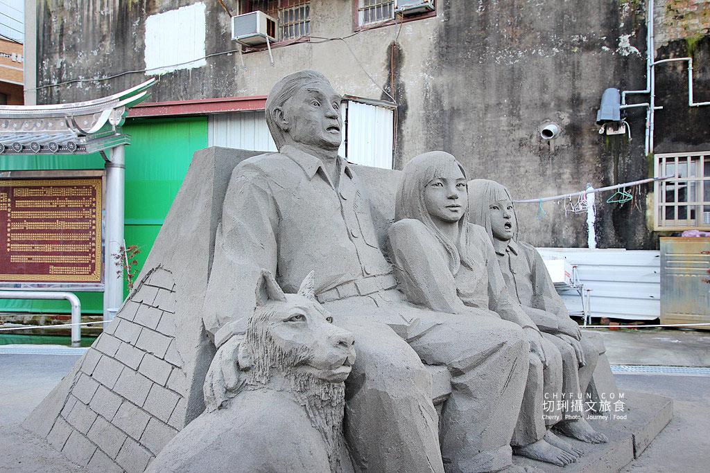 20190718025229_66 台南|將軍半日遊馬沙溝彩繪村找3D樂趣,沙雕藝術展立體好呈現