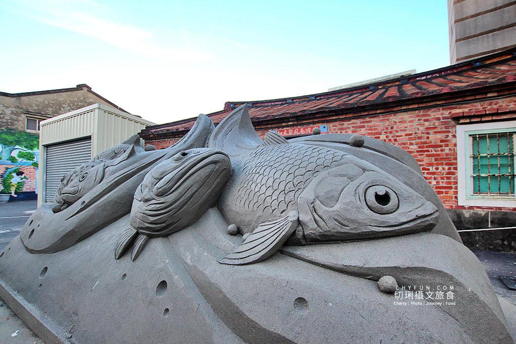 20190718025232_44 台南|將軍半日遊馬沙溝彩繪村找3D樂趣,沙雕藝術展立體好呈現