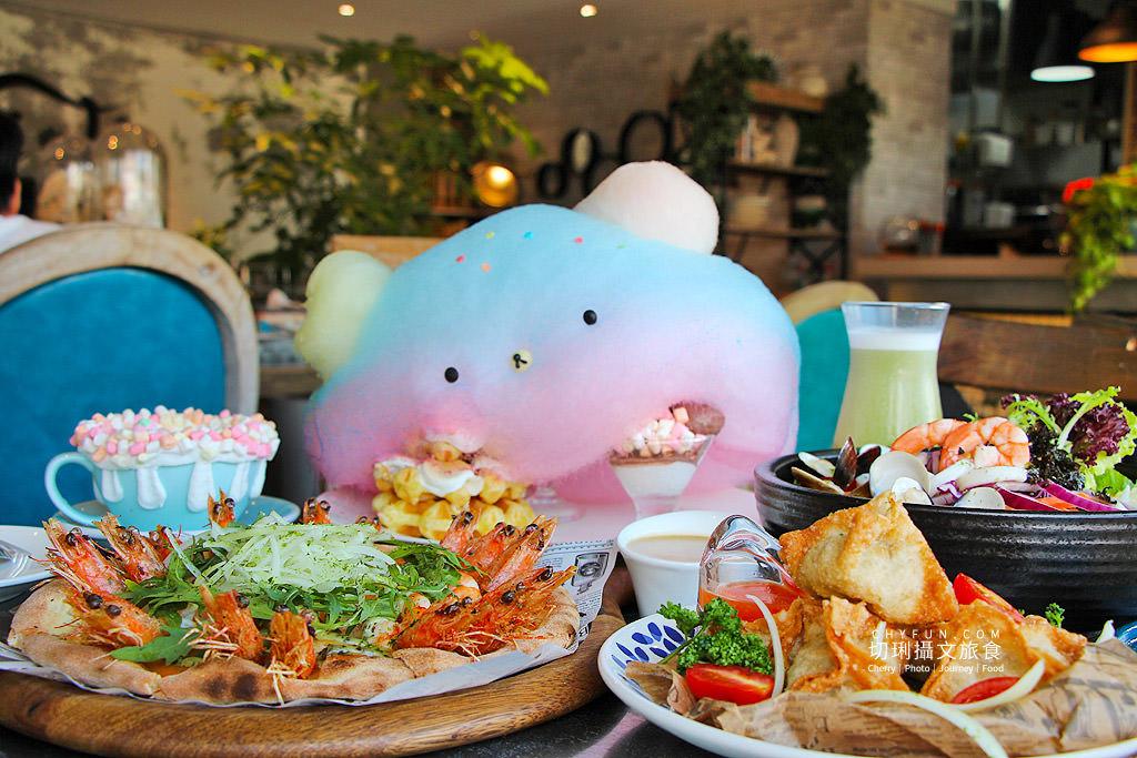 20190725214627_45 澎湖|甜點萌系在雛菊餐桌,豐盛義式料理與誇張甜點美味人心胃