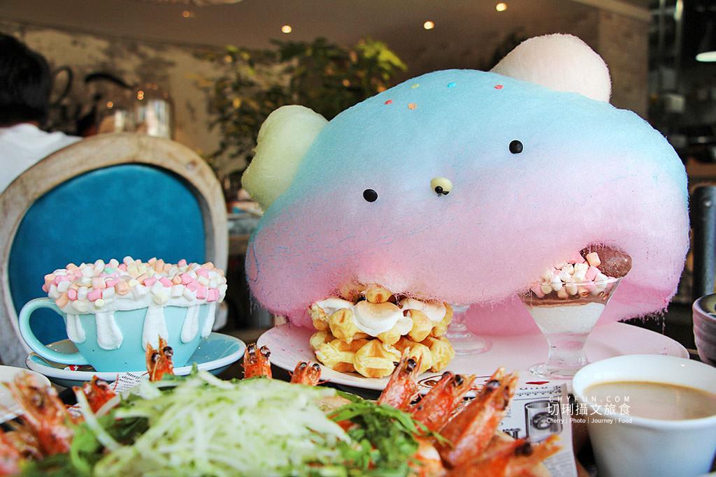 20190725214713_95 澎湖|甜點萌系在雛菊餐桌,豐盛義式料理與誇張甜點美味人心胃