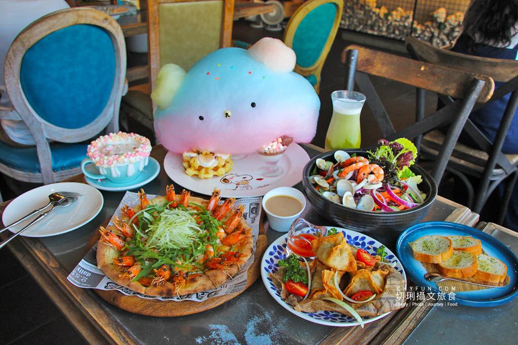 澎湖美食、雛菊餐桌