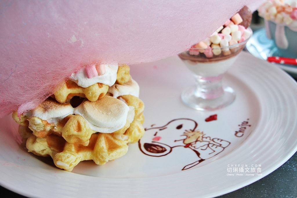 20190801033322_12 澎湖|甜點萌系在雛菊餐桌,豐盛義式料理與誇張甜點美味人心胃