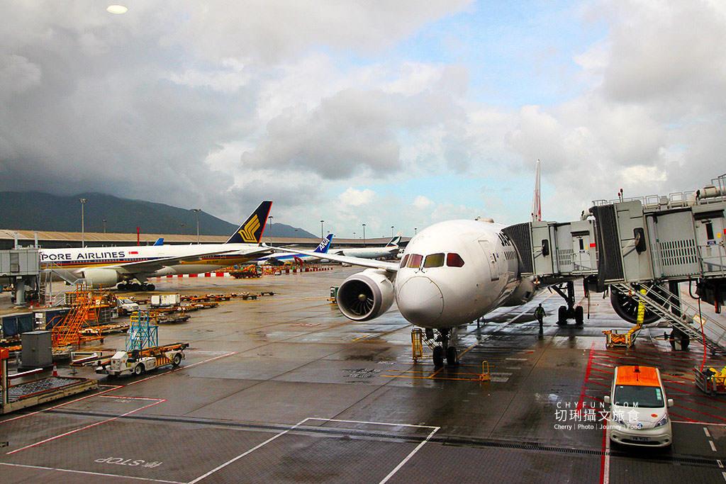 飛行紀錄、國泰航空、CX465、A330-300經濟艙、桃園機場