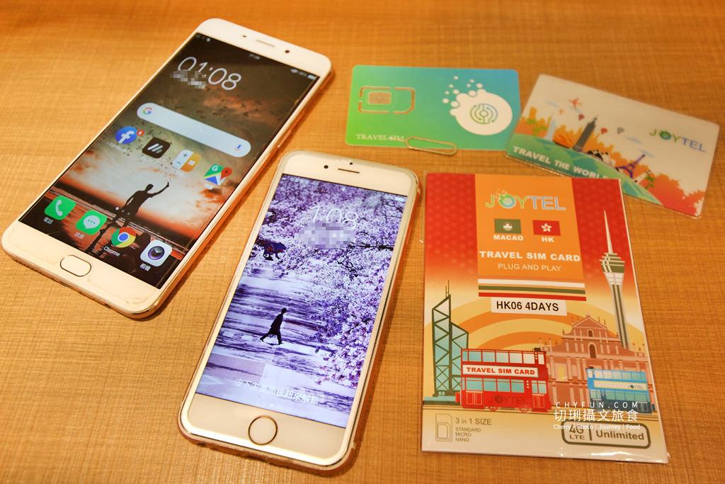 香港上網、香港漫遊、SIM卡、KKDAY、中華電信