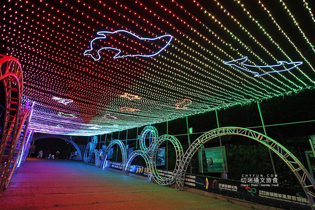 20190817130605_9 澎湖|海灣燈光節閃耀登場,亮點眾多鯨動觀音亭
