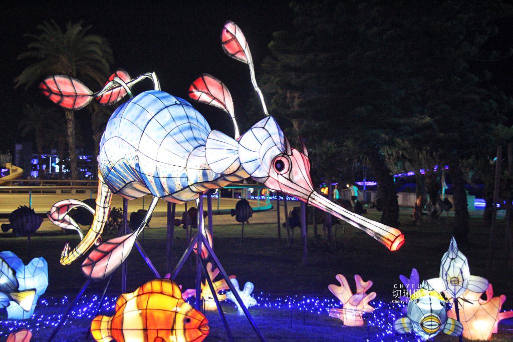 20190817130743_49 澎湖|海灣燈光節閃耀登場,亮點眾多鯨動觀音亭