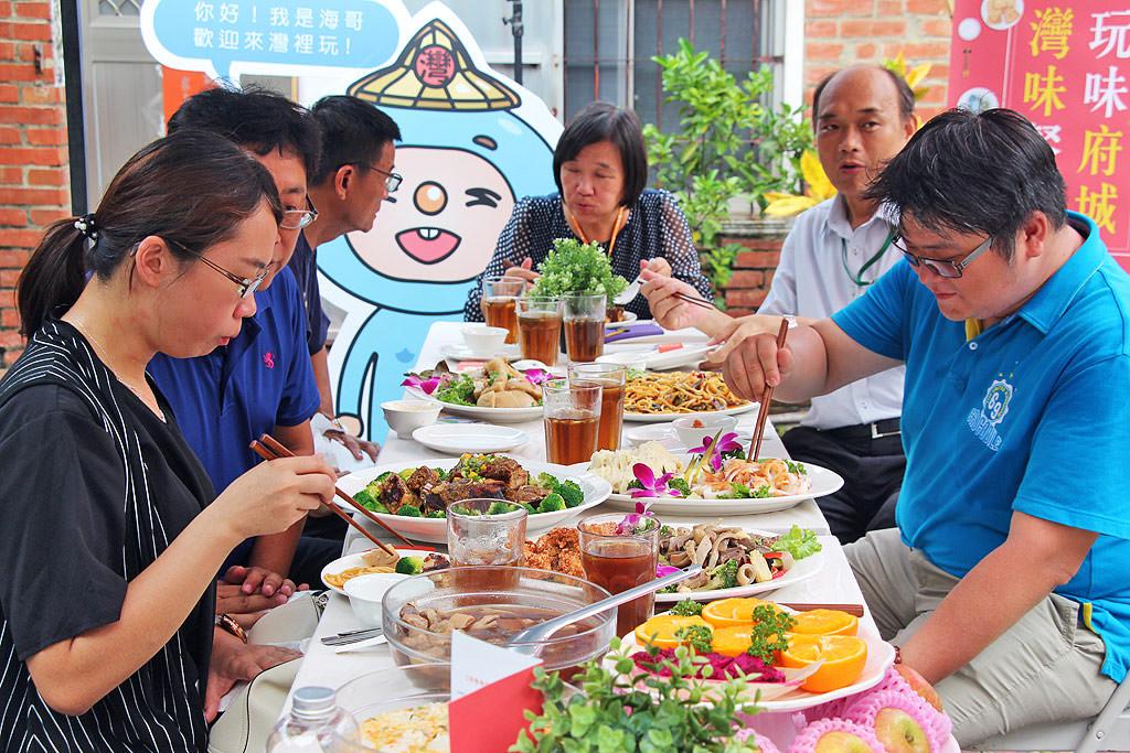 20190830065119_69 台南|灣裡廟埕前的餐桌計畫,府城古味新吃一起來辦桌