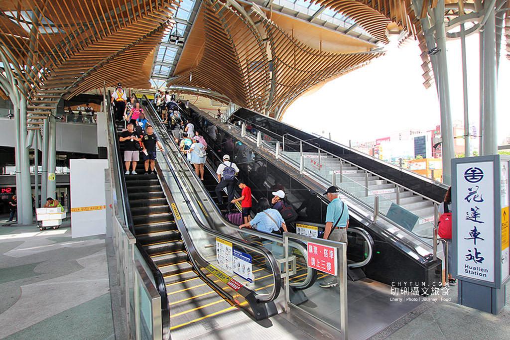 20190907001012_55 花蓮|花蓮車站綠建築山海意象,迎賓傘與新穎空間通透明亮