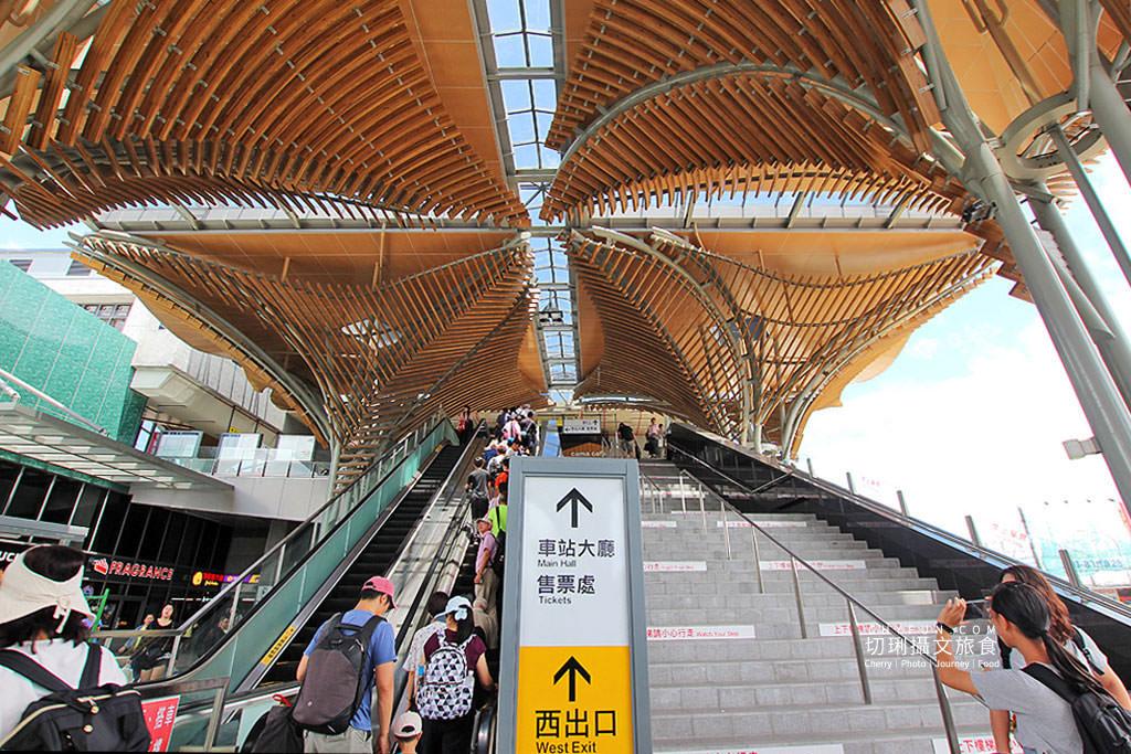 20190907001013_89 花蓮|花蓮車站綠建築山海意象,迎賓傘與新穎空間通透明亮