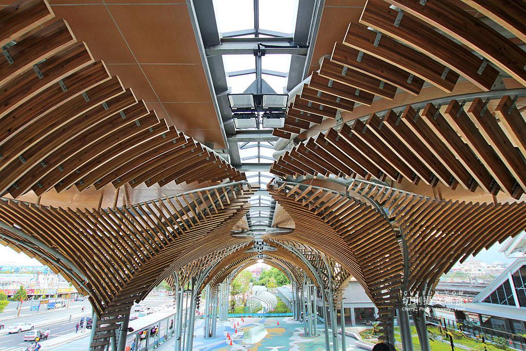 20190907001015_86 花蓮|花蓮車站綠建築山海意象,迎賓傘與新穎空間通透明亮