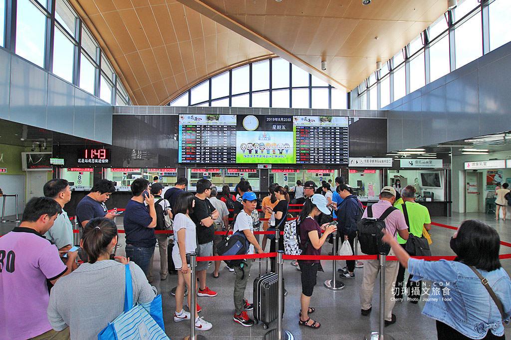 20190907001026_84 花蓮|花蓮車站綠建築山海意象,迎賓傘與新穎空間通透明亮
