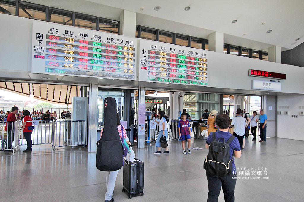 20190907001029_32 花蓮|花蓮車站綠建築山海意象,迎賓傘與新穎空間通透明亮